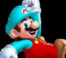 Mario Sports Mix Sam/Alternative Outfits