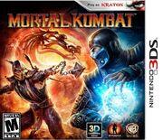 Mortal kombat 2011 3DSbox