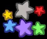 Star Bits Fallen God