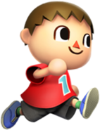 Villager cover SSB4