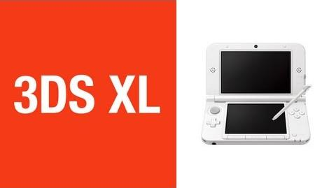 3DS XL REVEALED More 3DS News from Nintendo Direct