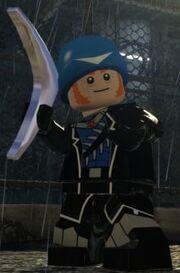 Captain Boomerang (Lego Batman 4)