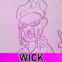 ColdBlood Icon Wick