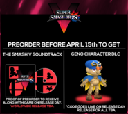 Geno and Soundtrack PromoSSBV