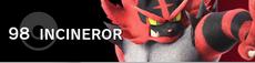 Incineroar banner