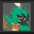 JSSB Character icon - Decidueye