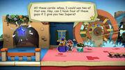 Lakitaku admires Mario's deck SWITCH