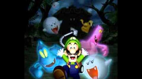 Main Theme Heavy Metal Remix - Luigi's Mansion