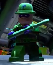 Riddler (Lego Batman 4)