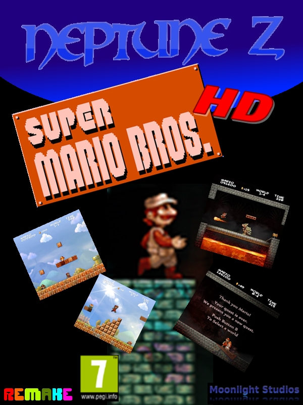 Super Mario Bros  HD | Fantendo - Nintendo Fanon Wiki | FANDOM