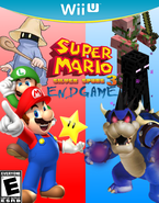 SMSS3 The Game boxart