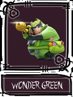 Wonder Green SSBR