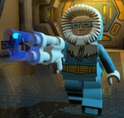 Captain Cold (Lego Batman 4)