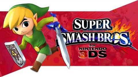 Full Steam Ahead (Super Smash Bros