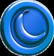 BananaCoin Blue