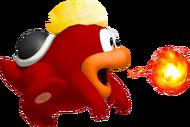 Burning Spike