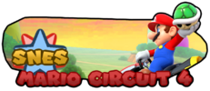 InfinityRemixCourse SNES Mario Circuit 4