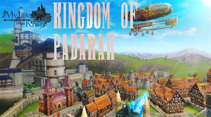 Kingdom of Padarak stage
