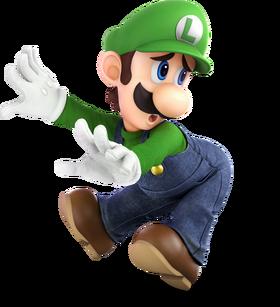 Luigi SSBUltimate