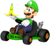 Luigi kart by nintega dario-dbgwgp6