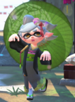 Marie Splatoon 2 In-game