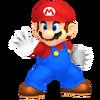 Mario super smash bros brawl pose by nintega dario-dbe8533