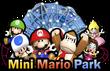 MiniMarioParkLogoMKS