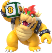 SMP Bowser with Dice