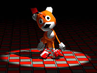 Tails Doll Dramatic