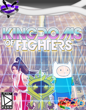 V2Boxart KingdomofFightersA