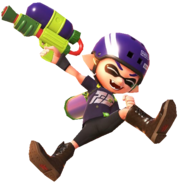 1.7.Indigo Inkling Boy Jumpign happily