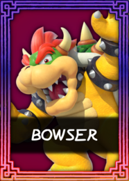 ACL Tome 57 character portal box - Bowser