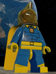 Doctor Fate (Lego Batman 4)