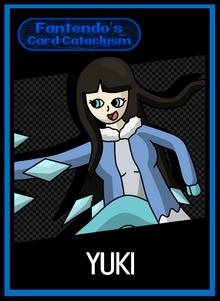 FCC Yuki Card