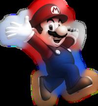 Ghost Mario