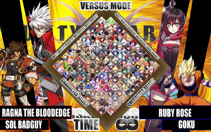 Guilty gear vs blazblue cross tag battle character by thegamerlover dd26xu4-fullview