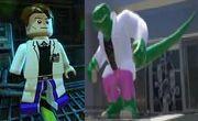Lizard (Lego Batman 4)