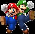 Mario&LuigiJumping