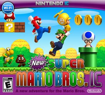 New Super Mario Bros  IC | Fantendo - Nintendo Fanon Wiki