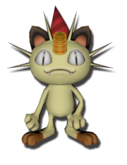 Party Meowth