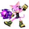 Sonic Forces Avatar - Cat 2