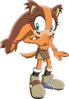 Sonic x sticks