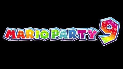 Toad Road (Mario Party 9)