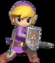 6.Purple Toon Link 3
