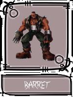 Barret SSBR