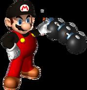 Bomb Mario.