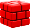 BrickBlock Red