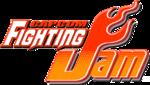 Capcom Fighting Jam - logotipo