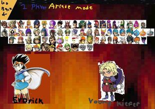 Dragon Quest Fighting Warriors Allys Assemble41