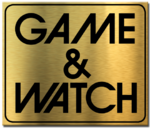 Game & Watch logo DSSB